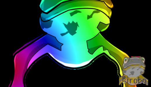 アマミシリケンイモリのロゴ作った